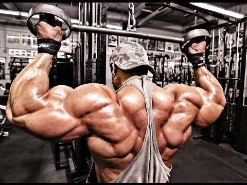 Zhasni Bodybuilding - Change your body - YouTube