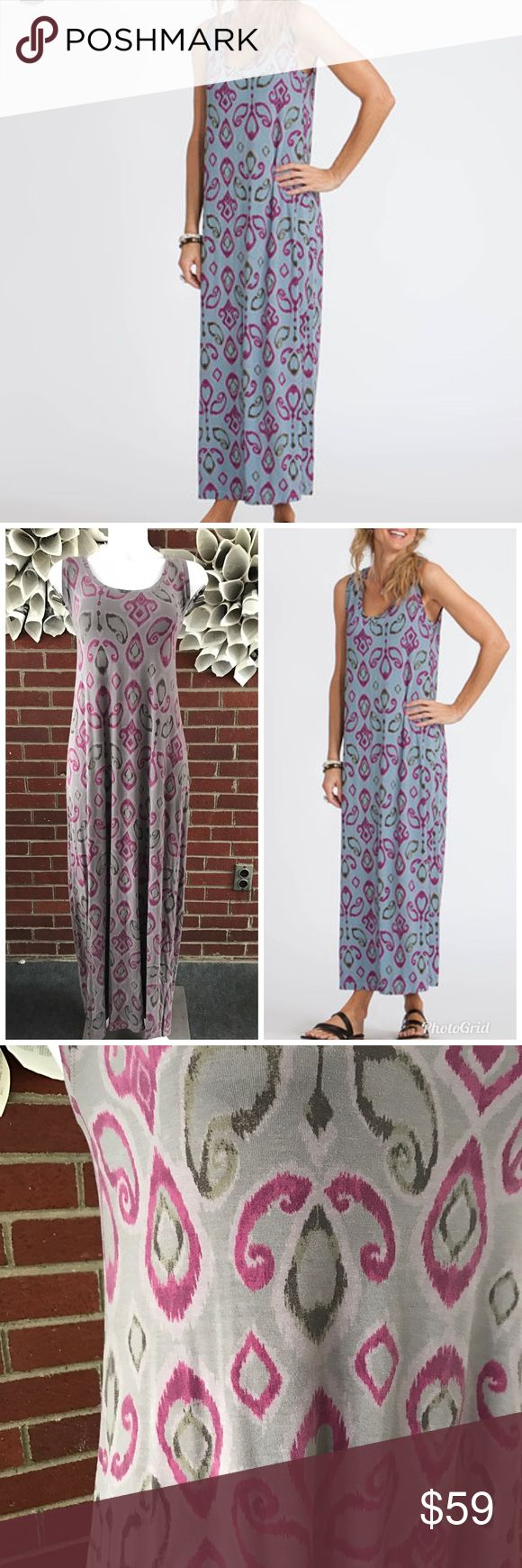 NEW Fresh Produce Tapestry Staple Maxi Dress Please see photos for all measure! Sorry I do not model/trade!! This item comes from a smoke free, pet friendly home!! No rips, holes or stains to note!! I ship Monday-Friday to ensure quick delivery (orders placed after 7am will not be processed until the following day). Orders placed Saturday/Sunday will not be processed until Monday morning :)! Thanks for shopping my closet! Y8 Fresh Produce Dresses Maxi