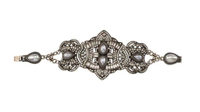 Samantha Wills Midnight Love bracelet silver