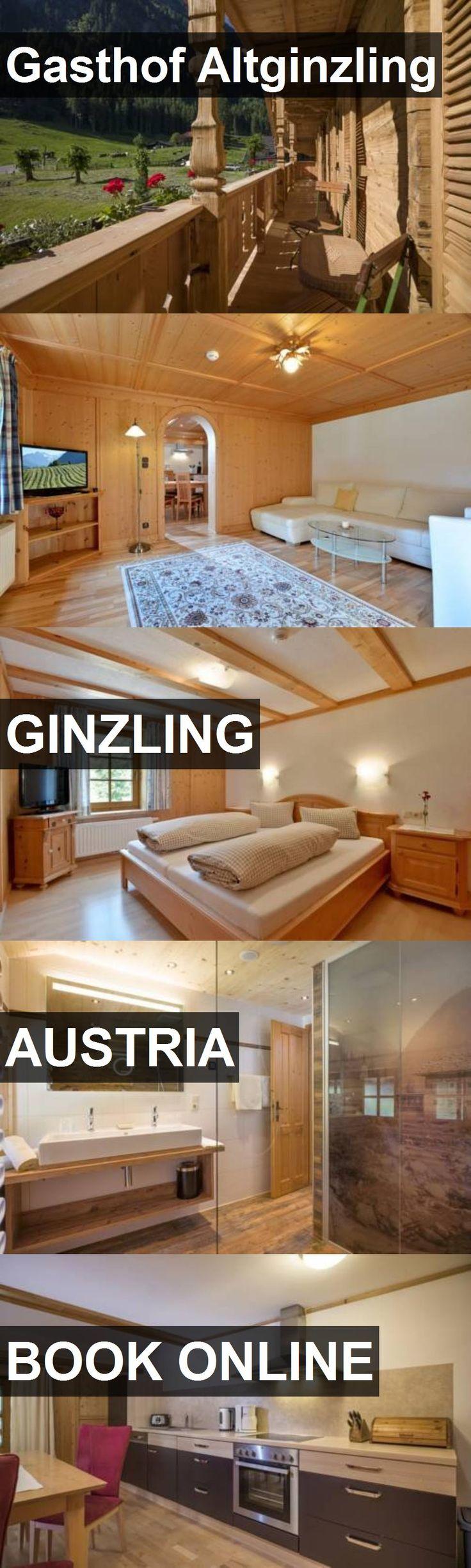 Hotel Gasthof Altginzling in Ginzling, Austria. For more information, photos, reviews and best prices please follow the link. #Austria #Ginzling #travel #vacation #hotel