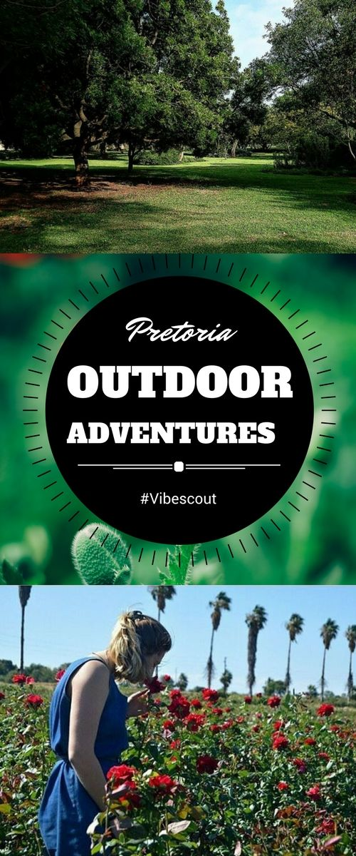Check-out our list of the best outdoor activities in Pretoria.