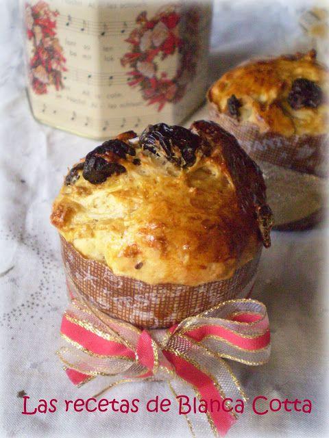 Blanca Cotta en nuestra cocina: Pan dulce fácil
