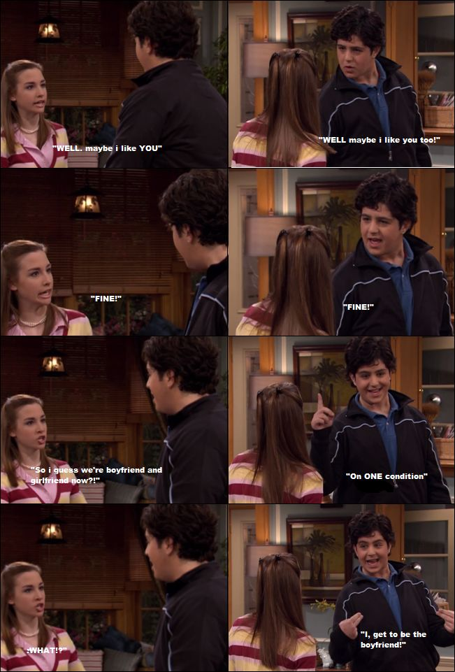 If you didn't find drake and josh hilarious, there's something wrong with you