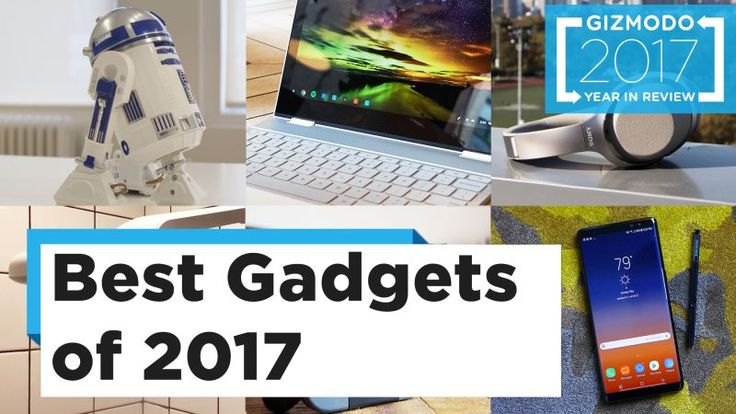 The 20 Coolest Gadgets of 2017