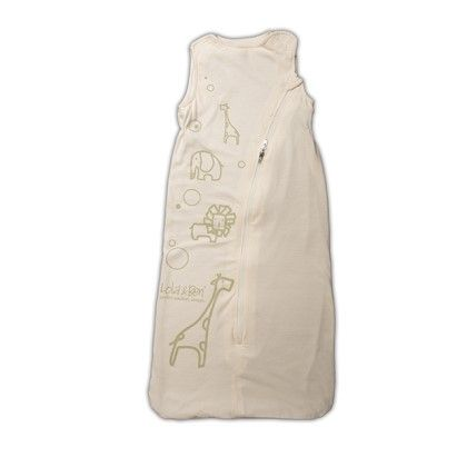 Sleep Solution made from 100% natural fibres - Baby Sleeping Bag with Zoo print  Lola & Ben® is an Organic Cotton Baby Sleeping Bag with removable Merino or Organic Cotton liners suitable for every season - Made here in NZ