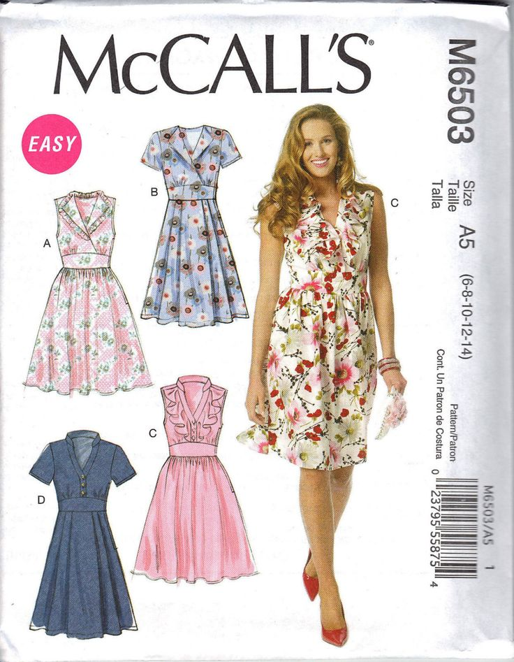 756 besten McCall Sewing patterns Bilder auf Pinterest | Mccalls ...