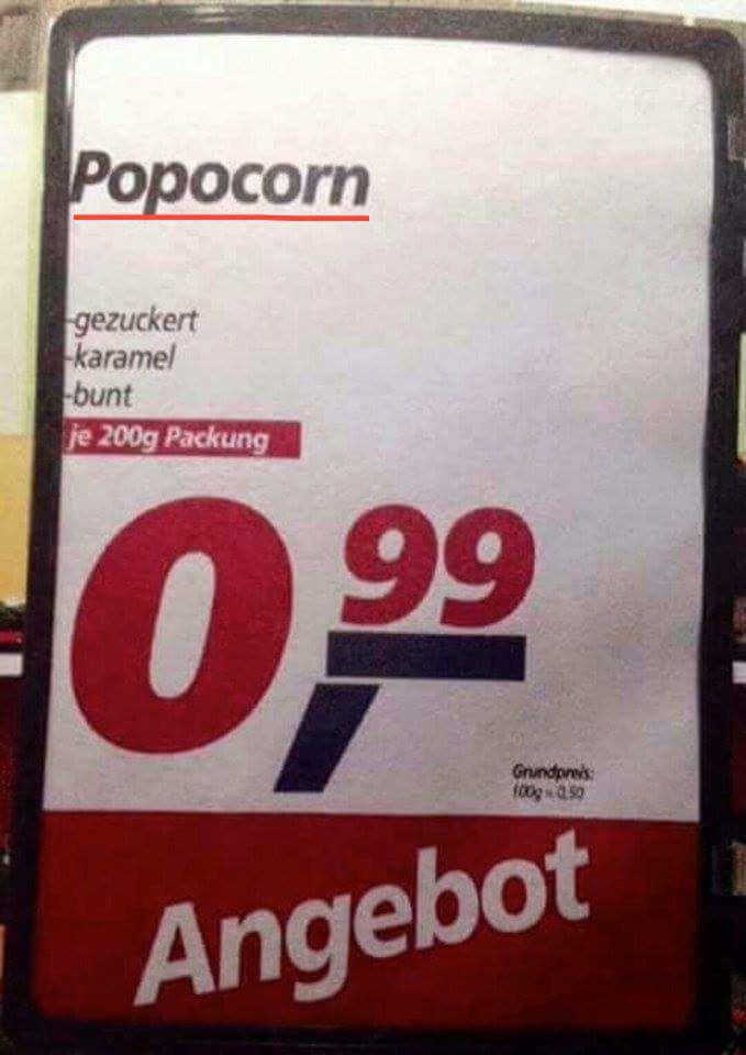 29 Supermarkt-Angebote, über die keiner auch nur 5 Minuten nachgedacht hat