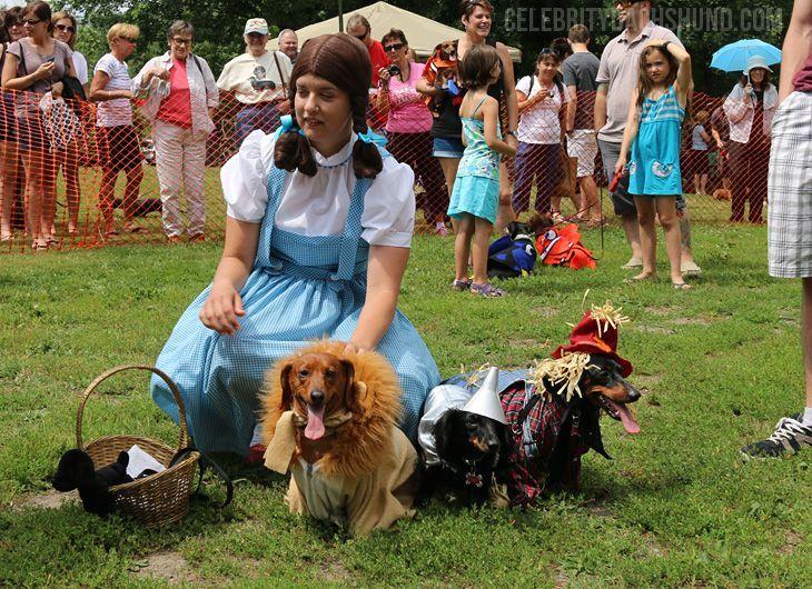 Wienerpawlooza 2014 July 29 In Ottawa Most Original Costume So