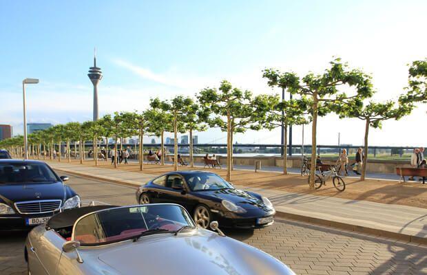 Lebensqualität: Düsseldorf sechstbeste Stadt der Welt