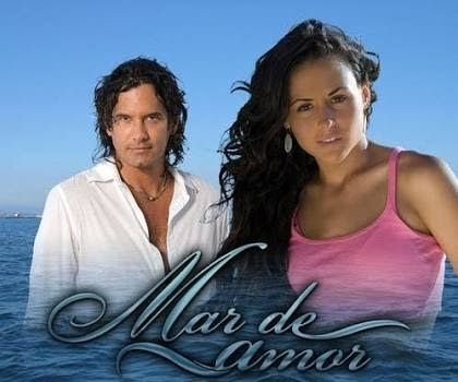 Mar de amor es una telenovela mexicana producida por Nathalie Lartilleux para Televisa en el año 2009. Es una historia original de Delia ...