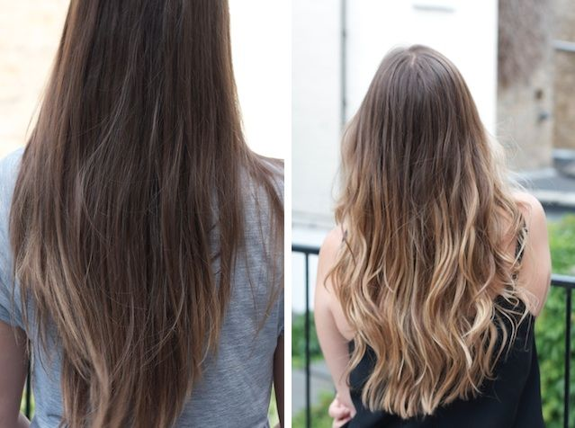 Elle Yeah - A Fashion, Beauty and Lifestyle Blog: New Hair, I Care!