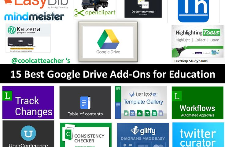 Google Drive has enabled Google Add Ons and there are some that you and your students will want to enable right away. Others may appeal more to professional developers or those who work remotely . How To Enable Add Ons for Google Drive Here's a tutorial on enabling add ons. Start with this and then […]