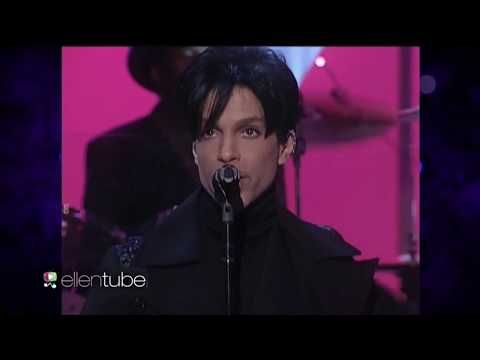 "Prince unaired ""Controversy"" Ellen DeGeneres 2004 - YouTube"