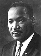 King was an American clergyman, Nobel Peace Prize winner and one of the principal leaders of the United States civil rights movement.