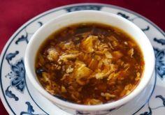 Čínska ostrokyslá polievka (fotorecept) - Ochutnaj.sk