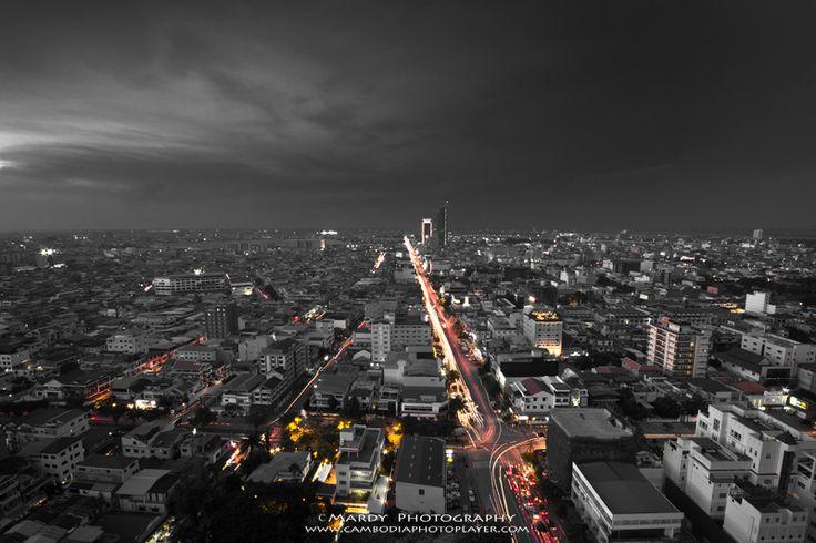 Phnom Penh city! by Mardy Photography on 500px #travel #cambodia #phnompenh