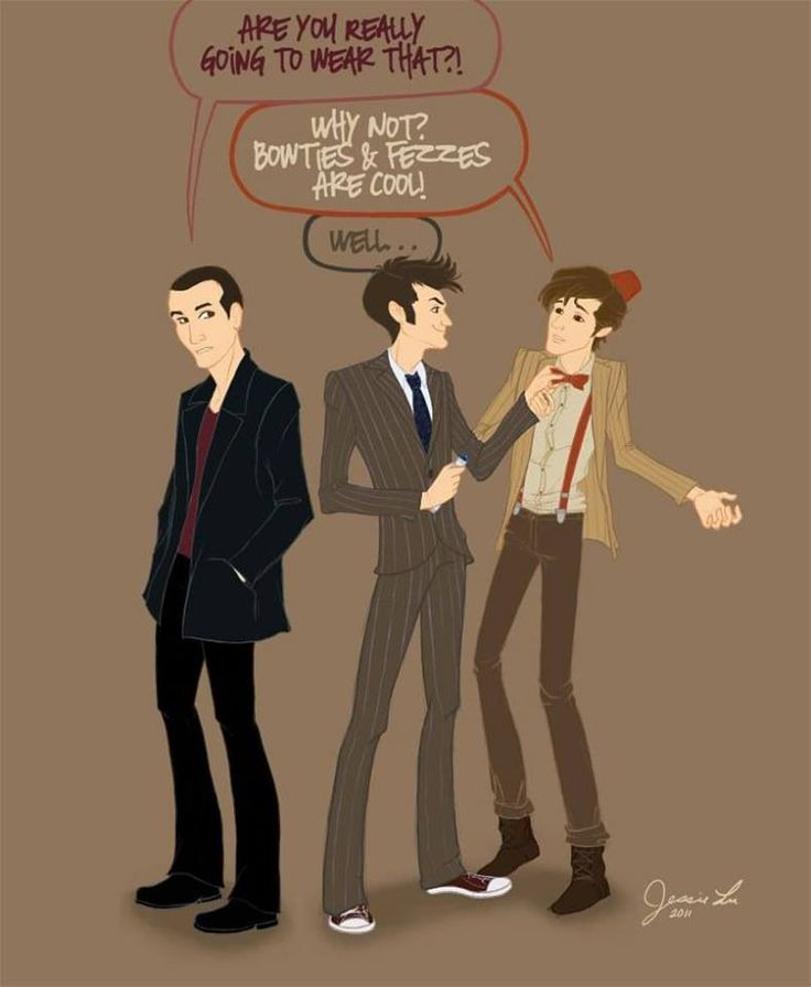 these are the main doctors alright........