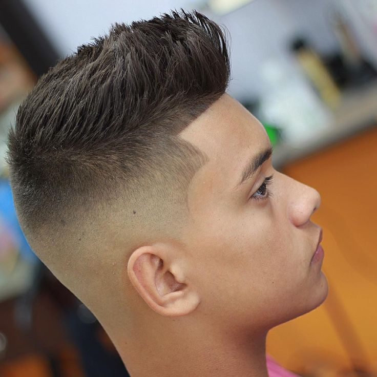 Men Short Hairstyles 15 buzz fade line up Best 25 Short Haircuts For Men Ideas On Pinterest Short Hair With Beard Fade With Beard And Short Quiff