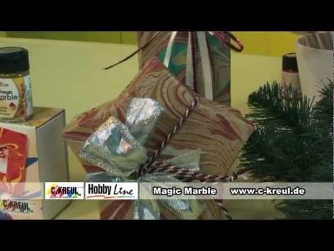 Magic Marble Weihnachten