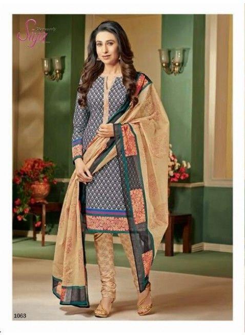 #KarishmaKapoor #CottonSuit #bollywood #bollywoodfashion #multiprint