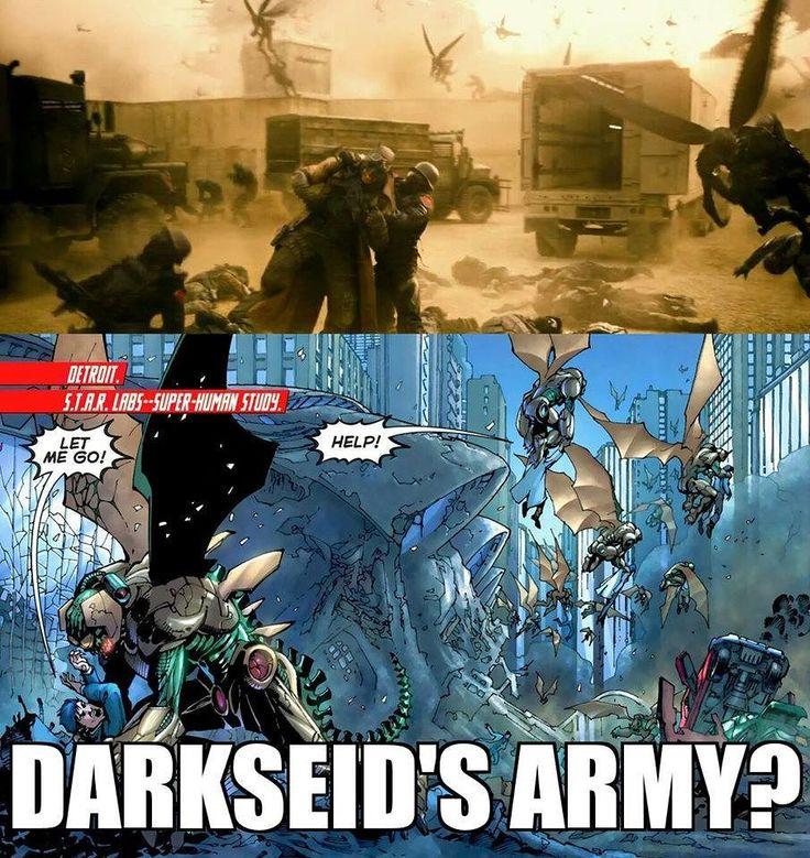 Darkseid's daughter the key to Batman vs Superman? - moviepilot.com