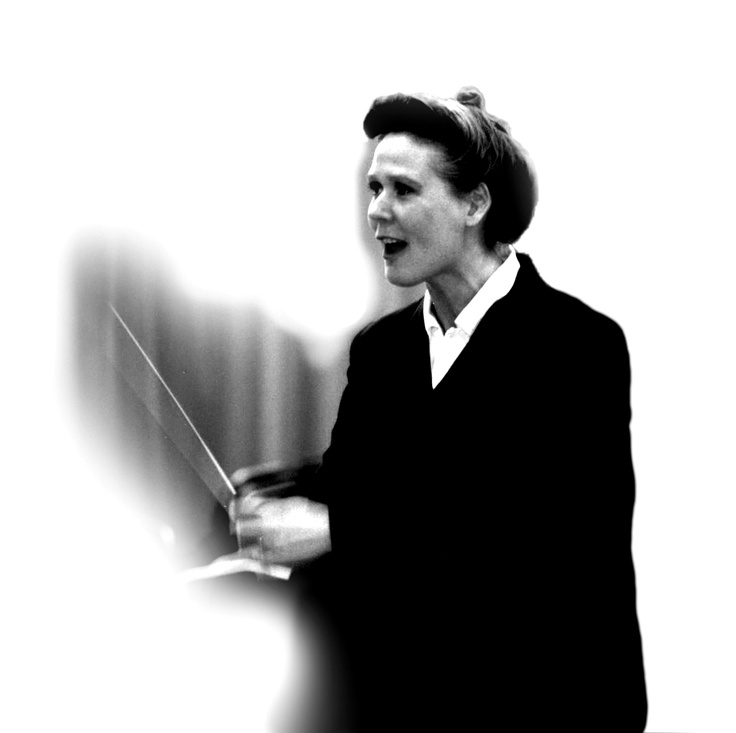 Ragna Fagelund Orchestra Conductor Photo Per B Adolphson http://www.opusnorden.com/uk/home/ragnafagelundartisticdirector/orchestraconductor