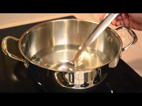 Step 1: making the clear jello ( gelatin art for Asian recipe) - YouTube