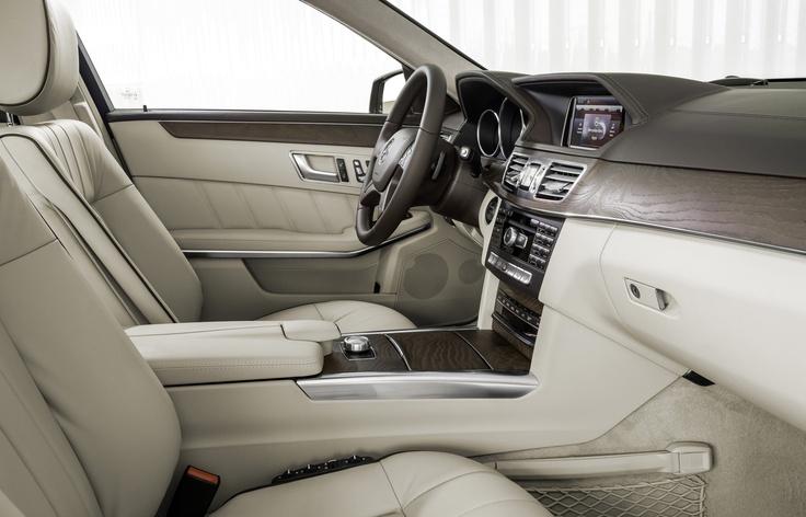 2014 Mercedes-Benz E-Class Luxury Sedan