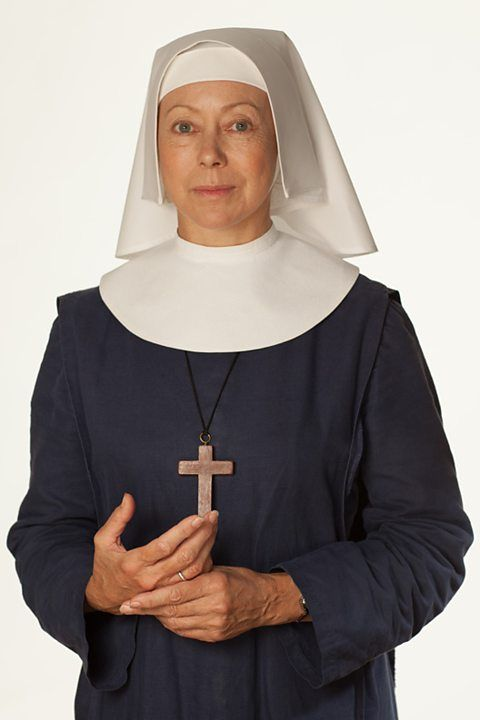 BBC One - Call the Midwife - Sister Julienne (Jenny Agutter) Sister Julienne is the Sister-in-Charge at Nonnatus House.