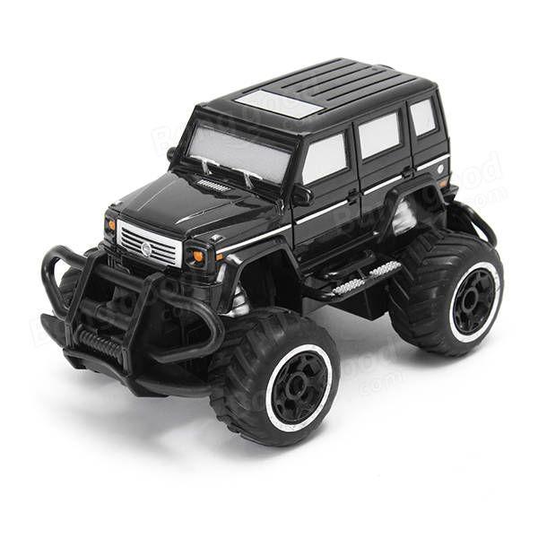 1:43 Four Channel RC Car Mini Off-road Vehicle 6146 Remote RC Car Sale - Banggood.com