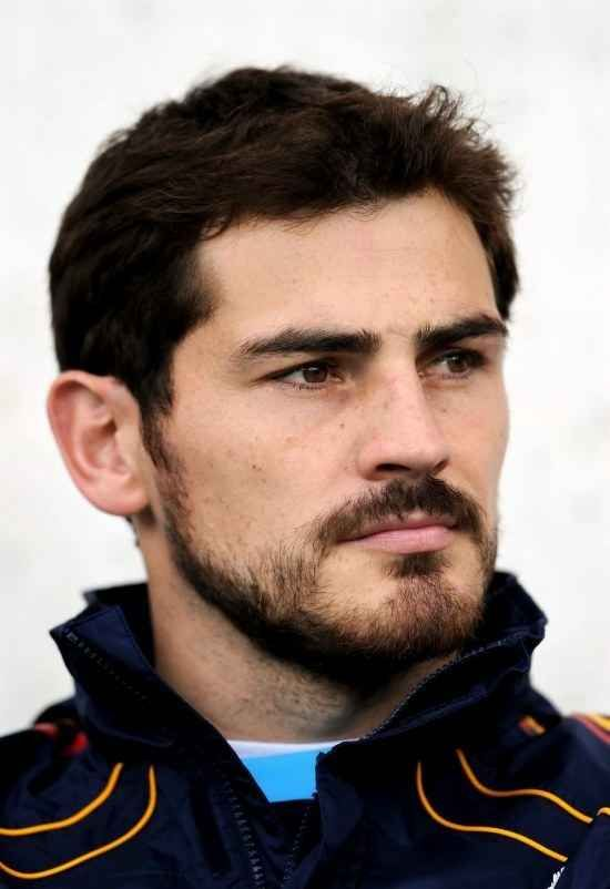 Iker Casillas - Goalkeeper - Spain | The Definitive List Of Hot Soccer Players In The 2014 World Cup