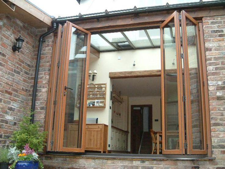 folding doors | AUTOMATIC FOLDING DOOR
