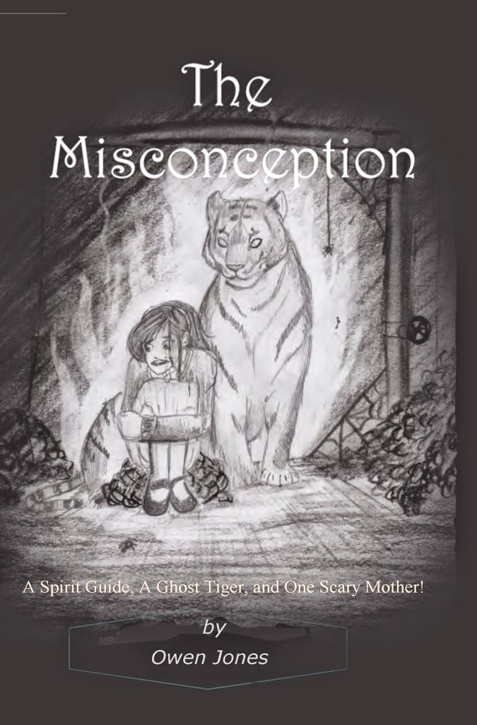 A Tale of Supernatural Powers 'The Misconception' is a novella about a young…