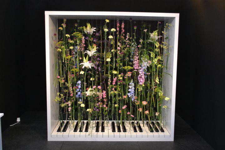 126 best images about floral inspiration on pinterest for Japanese flower arranging crossword clue