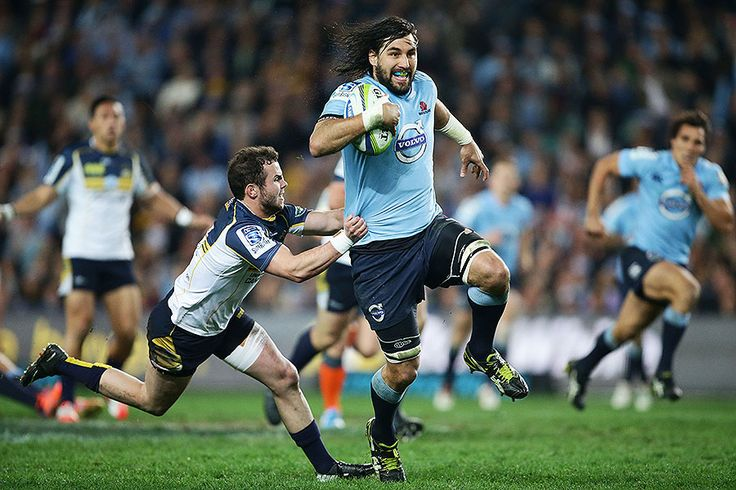 Jacques Potgieter on the rampage