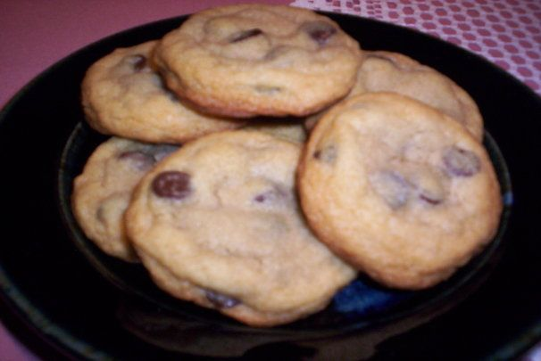 Ghirardelli' S Ultimate Chocolate Chip Cookies. Photo by Chef Judith Irene Good!