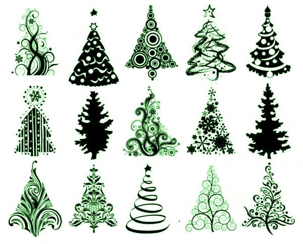1000+ Ideas About Christmas Tree Drawing On Pinterest | Christmas Drawing Scandinavian ...