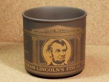 Vintage Hornsea Abe Lincoln Mug