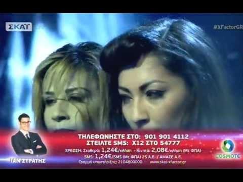 Χ FACTOR GREECE 2016   LIVE SHOW THREE   ΙΑΝ ΣΤΡΑΤΗΣ