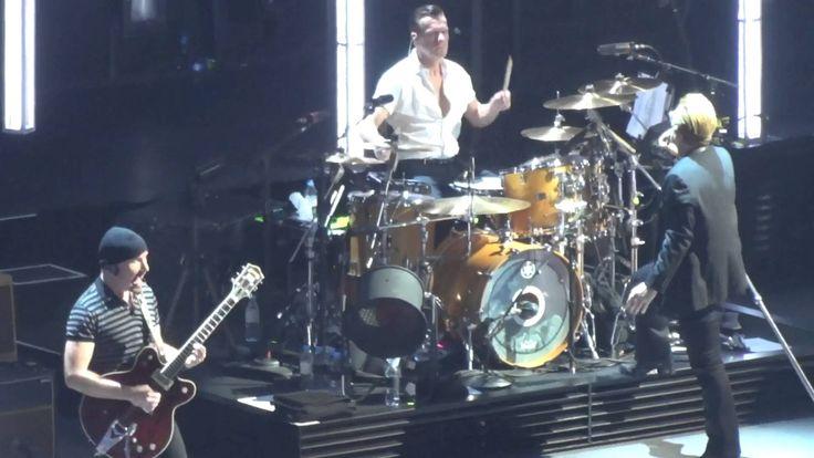 U2 - City Of Blinding Lights - Dublin 24/11/2015 + Ne me quitte pas (J.BREL)