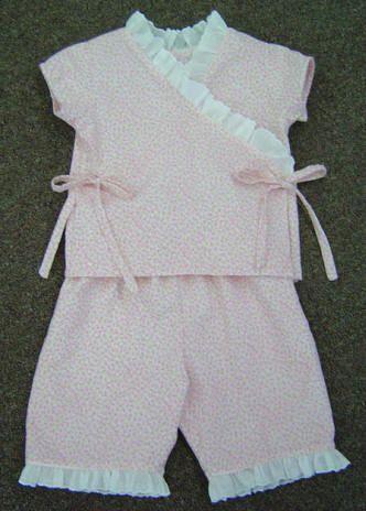 japonesita. pijama. verano