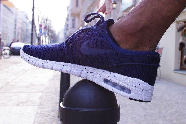 Nike Stefan Janoski Max Navy Shop