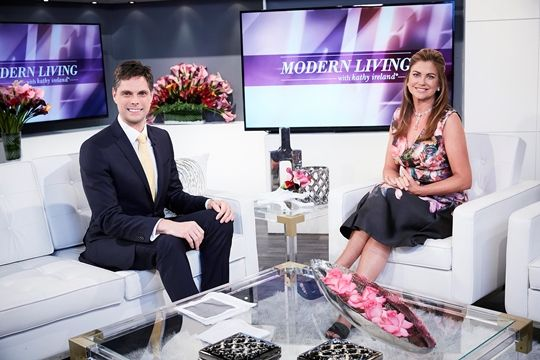 Modern Living with kathy ireland® Showcased Natural Apiary and Shared Their Latest Beekeeping Innovations