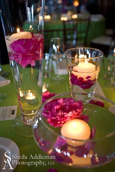 How To Make Fl Floating Candle Centerpieces If You Re Looking For A Great