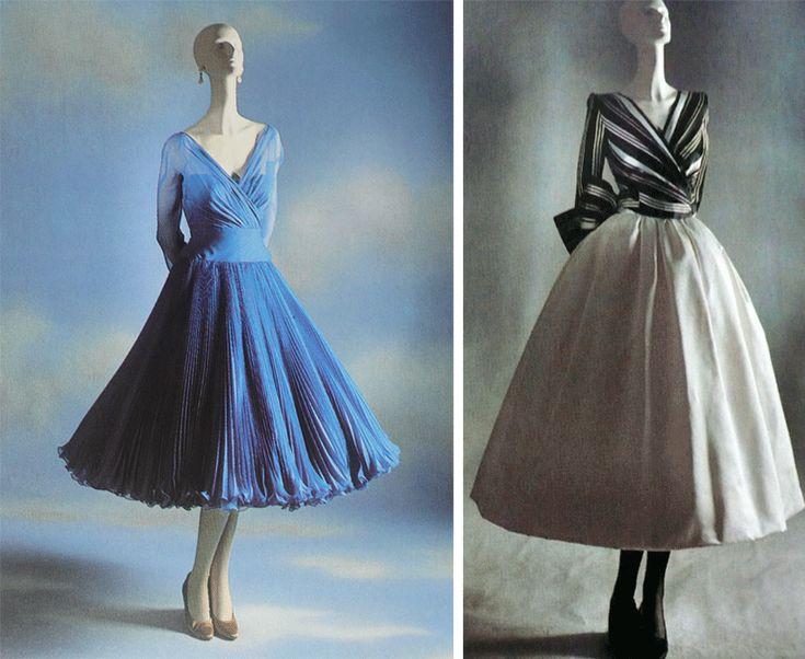 Nei primi dieci disegni giovanili di Valentino, ritrovati nel 1990 nel suo archivio, ci sono già le preferenze, il perfezionismo e l'audacia del suo stile.