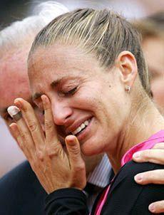 Mary Pierce - Roland Garros 2005