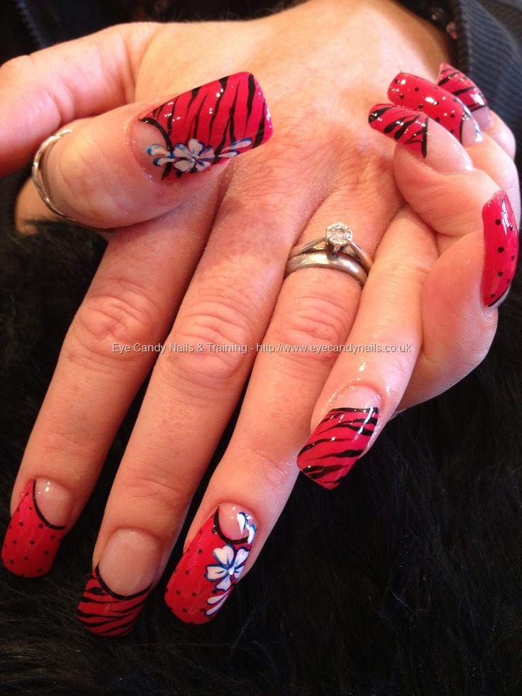 216 best nail art hair design images on pinterest hair designs freehand nail art prinsesfo Image collections