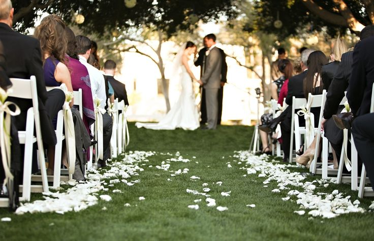 Park Ceremony Available Through The Scottsdale Civic