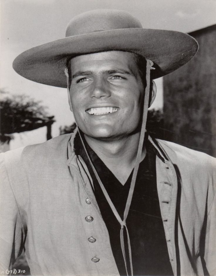 Patrick Wayne  (John Wayne's son)  The Alamo  -  1960