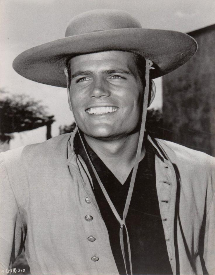 How you doin ? ;) meeeeeow Patrick Wayne  (John Wayne's son)